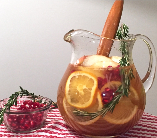 First Frost Sangria