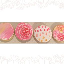 Water Color Sugar Cookies