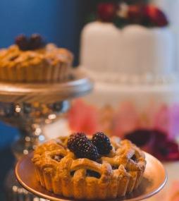 Mini Berry pies
